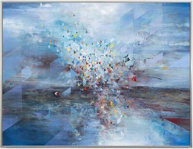 Aaron Holz, 'Pine Ridge (Wounded Knee North)', 2018