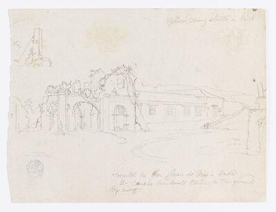 Frederic Edwin Church, 'Hospital de San Juan de Dios, Honda, Colombia', 1853