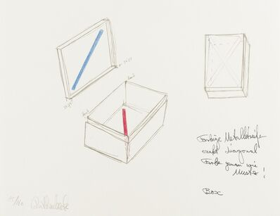 Reiner Ruthenbeck, 'Untitled; Untitled', 1986-1987