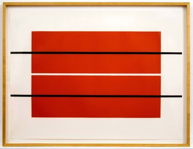 Donald Judd, 'Untitled (#198)', 1990