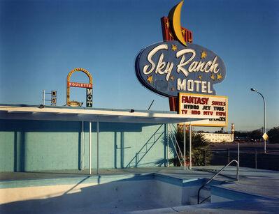 David Graham, 'Sky Ranch Motel, Las Vegas, NV', 1988