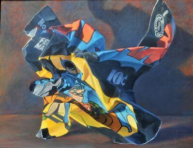 Reinhard Fluri, 'Batman Nr. 9', 2005-2018