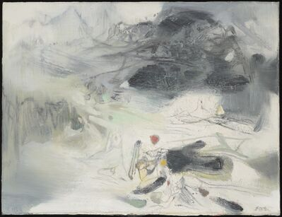 Chu Teh-Chun, 'Untitled', 1977