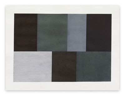 Tom McGlynn, 'Test Pattern 5 (Grey study)', 2005