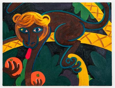 André Ethier, 'Untitled (Monkey)', 2017