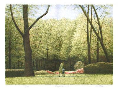 Harold Altman, 'Deerfield', 1998