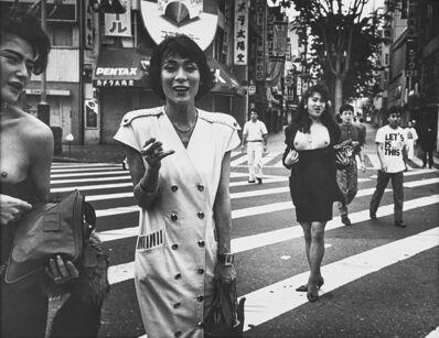 Ed van der Elsken, 'Transsexuals, Tokyo', 1988