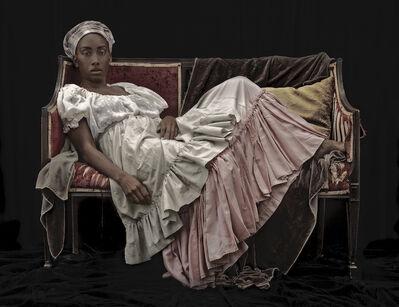 Ayana V. Jackson, 'Saffronia ', 2017