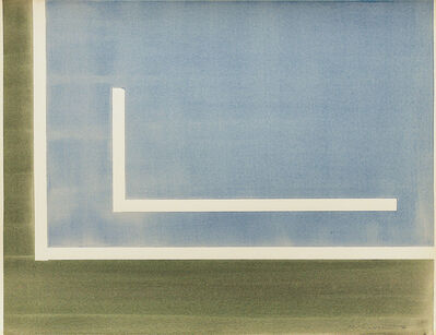 Kenneth Lochhead, 'Winter Light', 1967