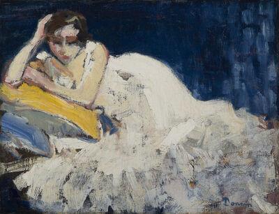Kees van Dongen, 'Femme couchée (Guus Van Dongen)', 1904-1905