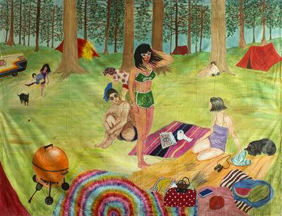 Alejandra Hernandez, 'MORNING GLORY', 2018