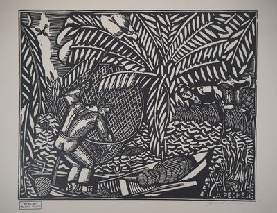 Raoul Dufy, 'La pêche', 1910