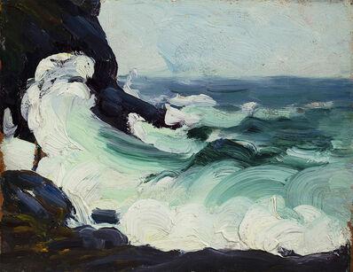 Leon Kroll, 'Monhegan, Foot of Blackhead', 1913