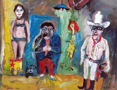 James Martin, 'Human Seal', 2004