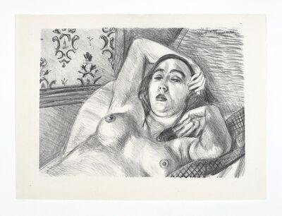 Henri Matisse, 'Le repos du modèle', 1922