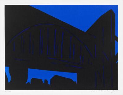Helmut Middendorf, 'Brücke', 1988