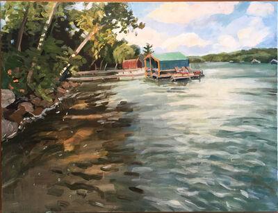 Virginia Marie Ferrara, 'Walloon Lake ', 2017