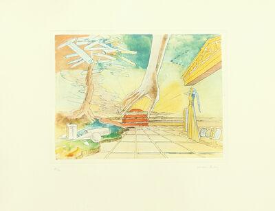 Man Ray, ' The Adventure | L'Avventura', 1972