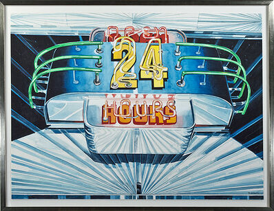 Bruce McCombs, 'Open 24 Hours', 2008