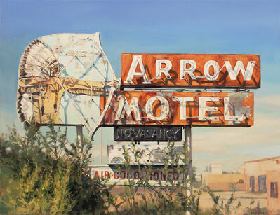 Jason Kowalski, 'Arrow Motel', 2015