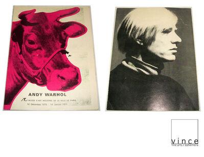 """Andy Warhol, '""""Andy Warhol"""", 1971, Exhibition Brochure/Catalogue, Musee D'art de la Ville de Paris. ', 1971"""