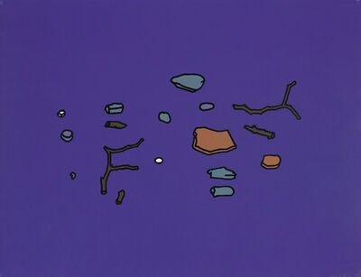 Patrick Caulfield, 'Found Objects', 1968
