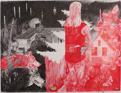 Morten Schelde, 'The Heathen', 2012