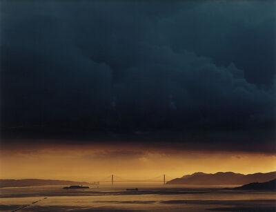 Richard Misrach, 'Golden Gate Bridge, 9.26.98, 6:25 P.M', 1999