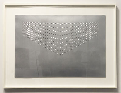 Enrico Castellani, 'Senza titolo', 1969