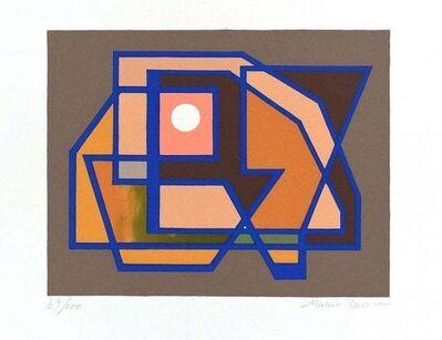 Mario Radice, ' The Sun', 1964