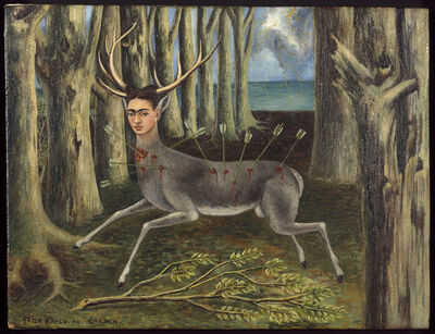 Frida Kahlo, 'La venadita (little deer)', 1946
