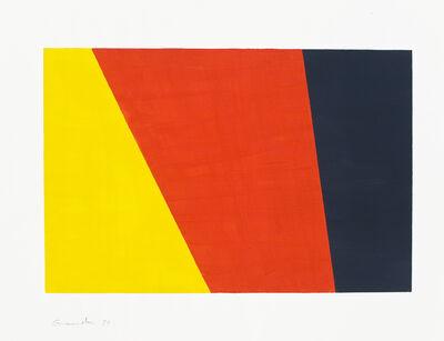 Yves Gaucher, 'Jericho', 1979