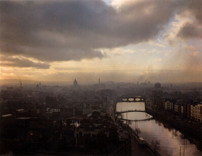 Evelyn Hofer, 'Dublin Sky'