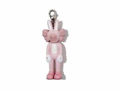 KAWS, 'Accomplice (Pink) Keychain, 2002', 2002