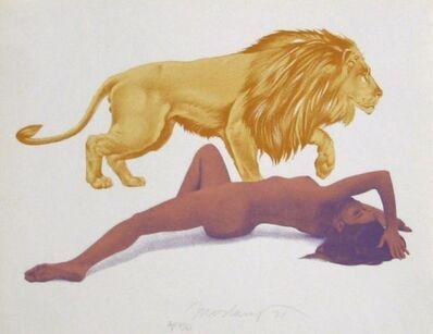 Mel Ramos, 'Leo', 1971-1972