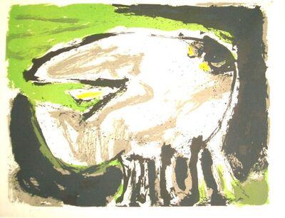 Asger Jorn, 'Karpen', 1950-1957