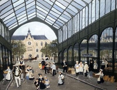 Fabienne Delacroix, 'Le carreau des Halles'
