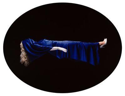 Sarah Charlesworth, 'Levitating Woman', 1993