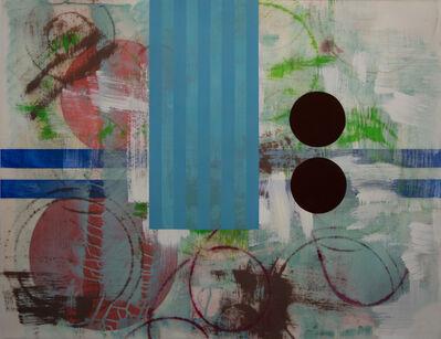 Linda Kamille Schmidt, 'Blue Shade', 2014