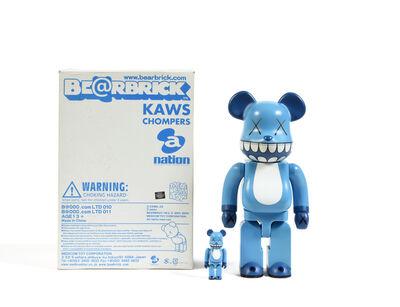 KAWS, 'Chomper Bearbrick 100% & 400%', 2003