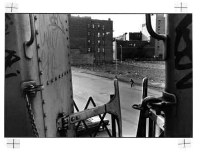 Danny Lyon, 'IRT 2 South Bronx', 1980
