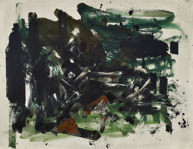 Michael Corinne West, 'Study', 1962