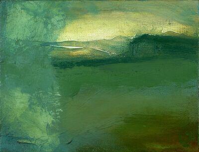 Hughie O'Donoghue, 'The Green Barn', 3013