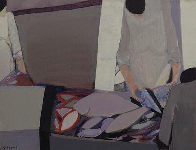Gabriel Godard, 'Marchandes de poissons', 1977