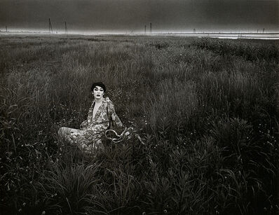 Eikoh Hosoe, '西蒙,一個私人風景 Simmon, A Private landscape', 1971