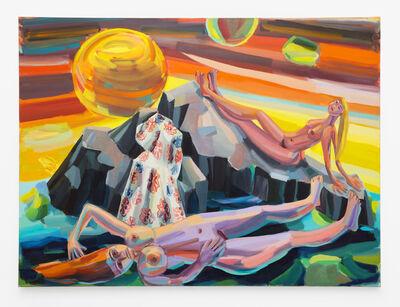 Judith Linhares, 'Cove', 2010