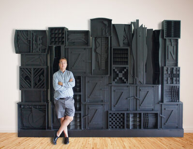 Louise Nevelson, 'Monumental  Freestanding  Wall ', 1977