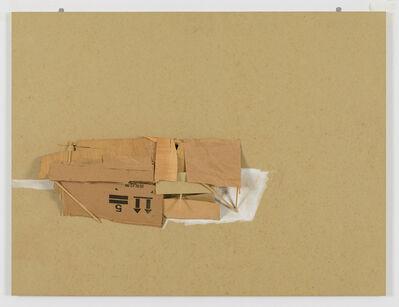 Tadashi Kawamata, 'Field Work A-18', 1991