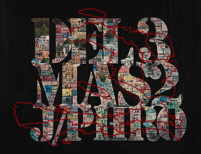 Panik Collective, 'Del Mas 32, J/P HRO', 2016