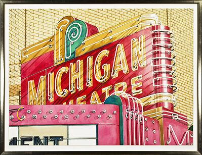 Bruce McCombs, 'Michigan Theatre', 2006